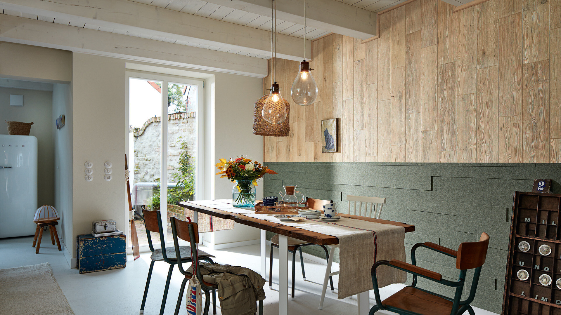 Advantages of Wood Panels For Your Interiors